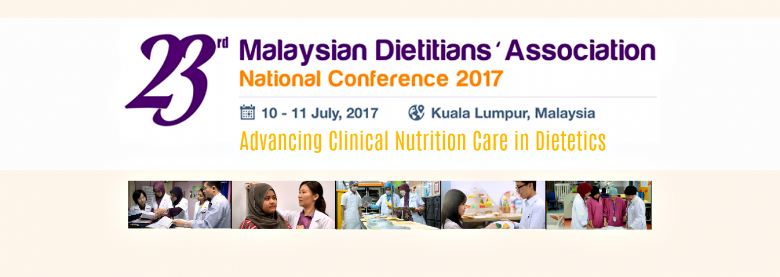 23rd MDA National Conference 2017