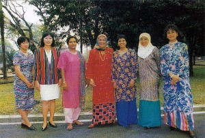 The first council of Malaysian Dietitians' Association
